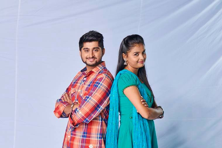 Deepak Thakur and Urvashi Vani