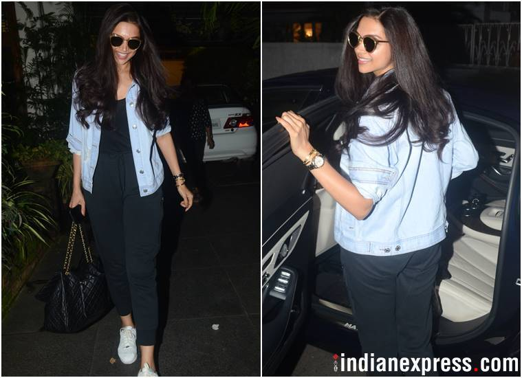 We can't take our eyes off Deepika Padukone in this Rajesh ...