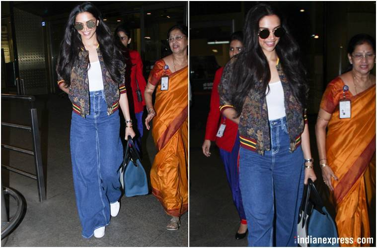 Best airport looks, Best airport looks bollywood, Anushka Sharma, Deepika Padukone, Sonam Kapoor, Alia Bhatt, Esha Gupta, celeb fashion, bollywood fashion, indian express, indian express news
