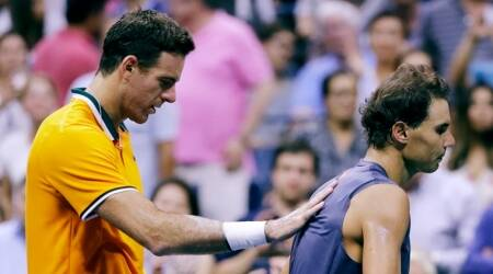 US Open 2018: Rafael Nadal retires to send Juan Martin Del Potro into final