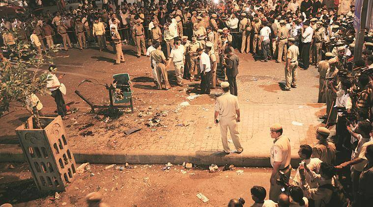 Five serial blasts had ripped through Delhi markets on September 13, 2008. (Archive)