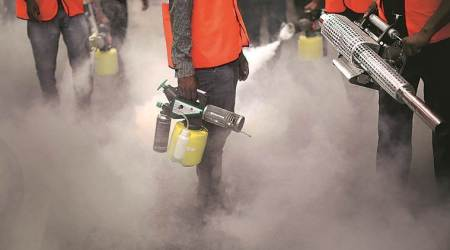 In Jammu's Samba district, over 30 cases of suspected dengue in 24 hours