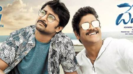 Devadas movie review Nani Nagarjuna