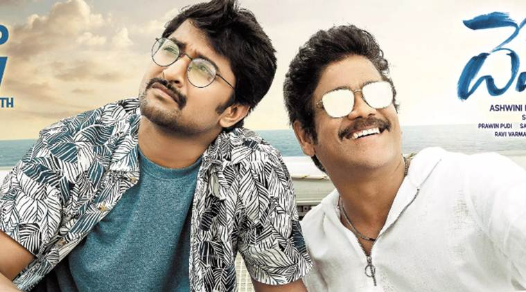 Devadas movie review Nani Nagarjuna