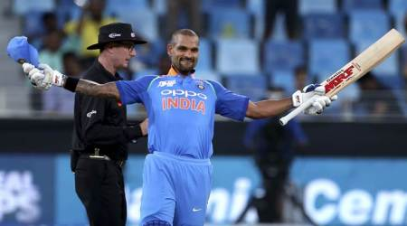 Asia Cup 2018: Shikhar Dhawan puts England nightmare behind