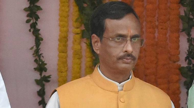 Cheating mafia to be booked under NSA: UP Dy CM Dinesh Sharma