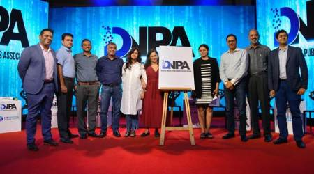Members at the launch of the DNPA organisation on Friday.
