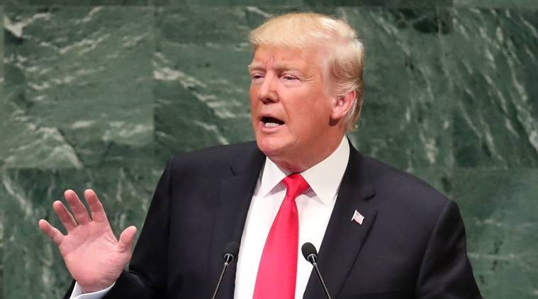 India a free society successfully lifting millions out of poverty Donald Trump tells UN