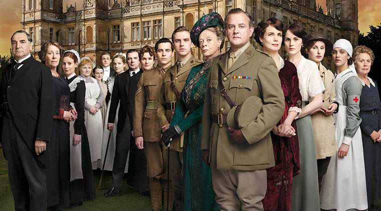 Downton Abbey film release