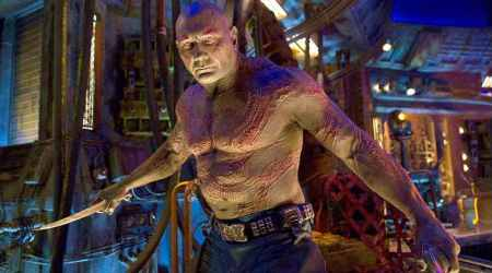 dave bautista as drax in avengers endgame
