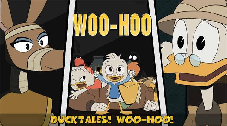 ducktales hindi song