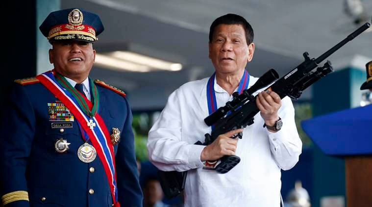 Philippines, philippines drug war, Rodrigo Duterte, war on drugs, human rights body, UN human rights body, Michelle Bachelet, Amnesty International, extrajudicial killings, manila news, philippines news, world news, indian express