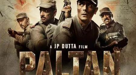 paltan box office