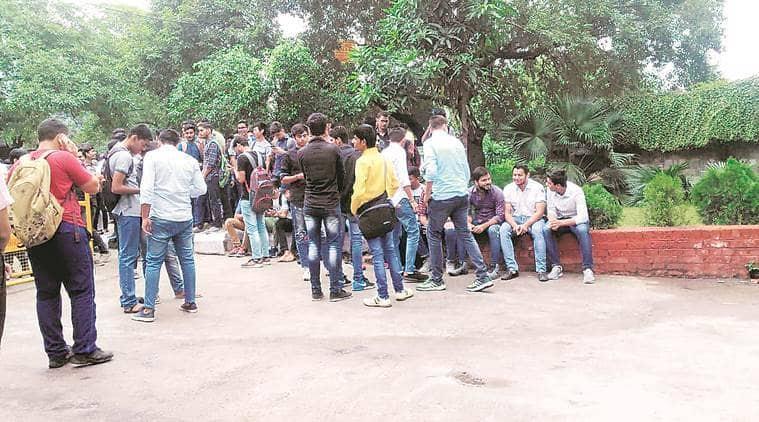 dyal singh college, Delhi university, Dyal singh student body elections, Dyal singh student union president election cancelled, dyal Singh student body election, Education, indian express