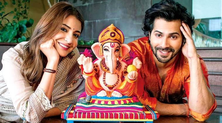 anushka sharma, sui dhaaga, Eco-Friendly ganpati, vegetable seeds ganpati