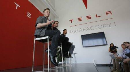 Tesla, Elon Musk Tesla, Tesla delivery logistics, electric cars, Tesla Model 3 production, North America vehicle delivery, Tesla investors, Model 3 production targets, Elon Musk smoking marijuana