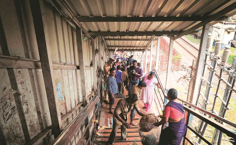 Elphinstone road stampede: Survivors' tales still full of pain; fear of bridge remains