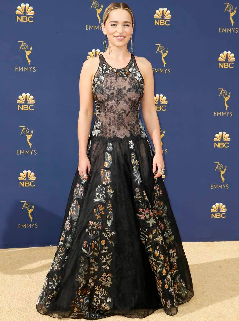 Emmys, Emmys 2018 Red Carpet, Emmys Best Dressed