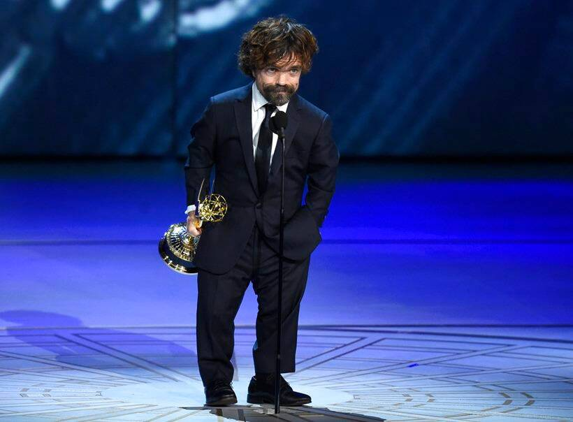 peter dinklage emmy win