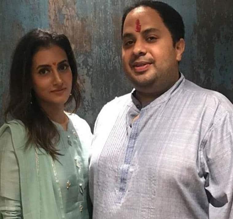 Additi Gupta ishqbaaz actor engagement photos