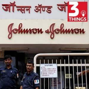 A twist in the Johnson & Johnson medicalcontroversy