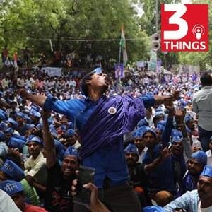 Is The Bhim Army founder set to be the next big Dalitleader?