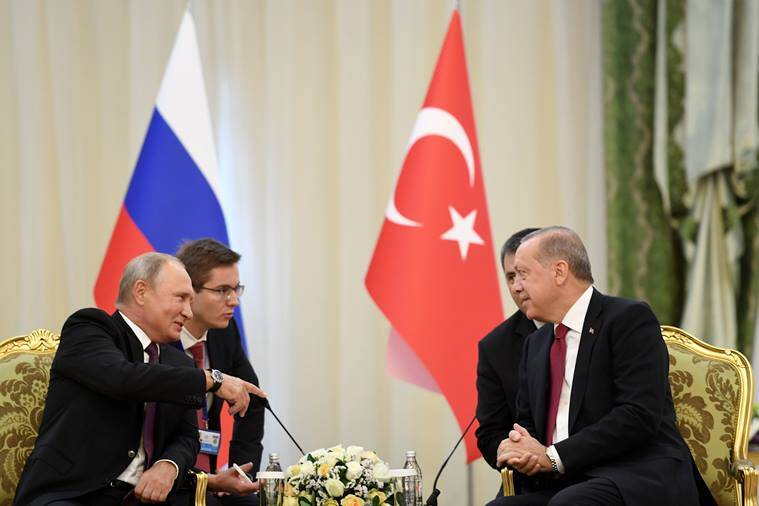 Tehran summit: Iran, Turkey condemn US 'support' to Syrian rebels, Putin opposes ceasefire proposal in Idlib