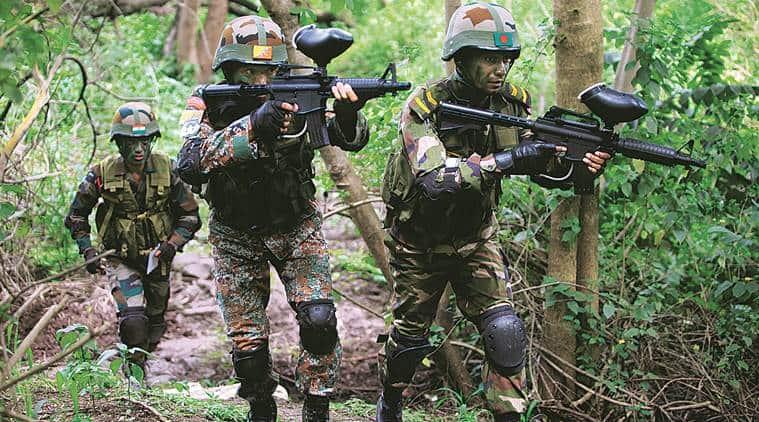 BIMSTEC, pm modiBIMSTEC exercise, pm modi military exercise, kathmandu thailand military exercise, indian express