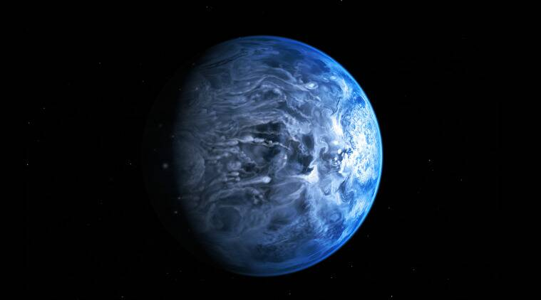 Exoplanets with water, University of Chicago, solar systems, minerals, Pennsylvania State University, planets with water, dwarf stars, planet climates, oceans, planet simulations