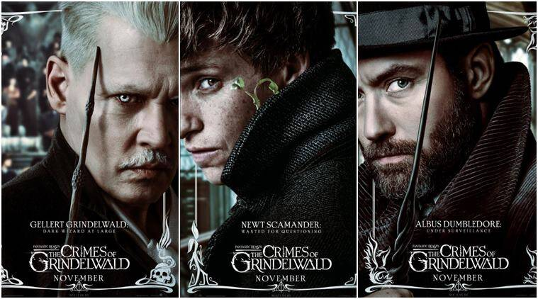 Fantastic Beasts The Crimes of Grindelwald early reviews
