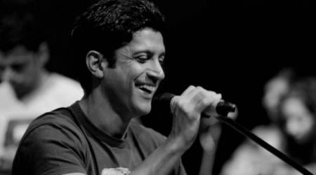 Rearview Mirror: Farhan Akhtar tries too hard