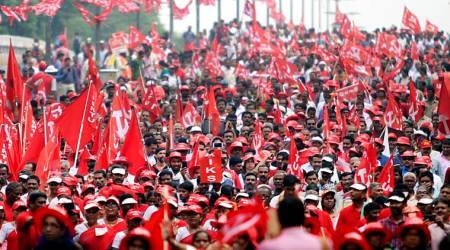 Thousands of farmers from across India protest in national capital against 'anti-farmer' policies