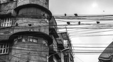 In Kolkata's tangle of wires, the threat of looming tragedy