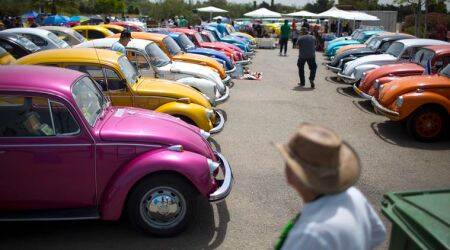 Volkswagen to stop rolling out Beetles: A look back at the iconic car's history