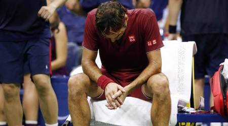 'I felt I couldn't get air, there was no circulation at all': Roger Federer after US Open exit