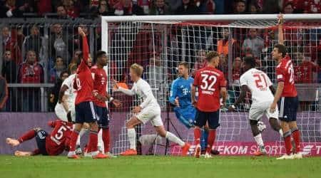 Bundesliga: Bayern Munich held at home by Augsburg after late Felix Goetzeequaliser