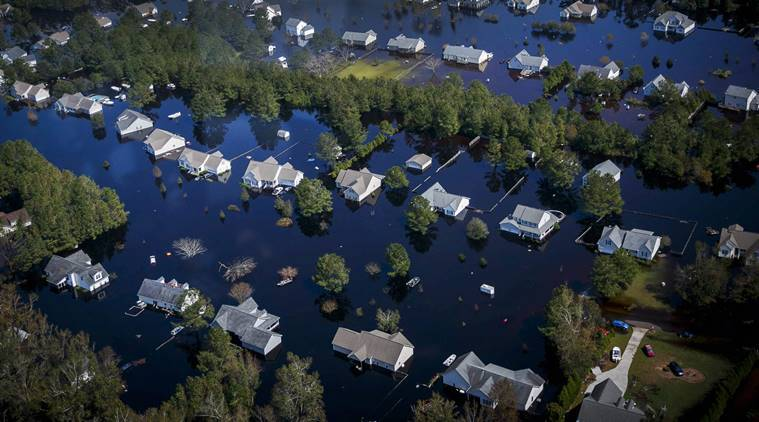 Florence: Evacuations continue as North Carolina rivers rise