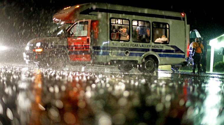Eight dead in Florence storm