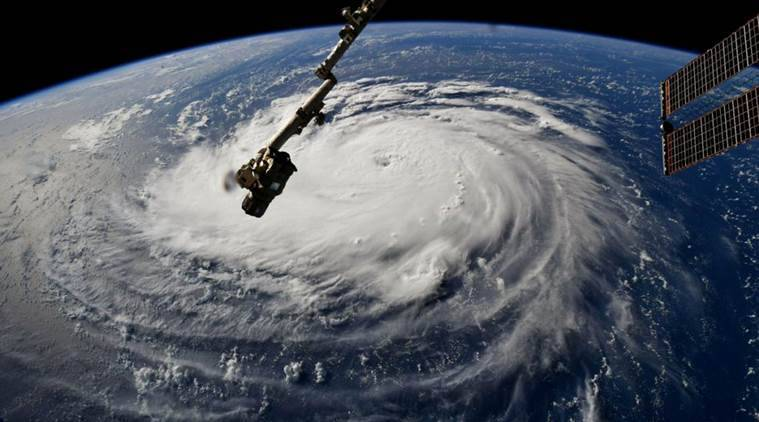 Over a million told to evacuate as Hurricane Florence stalks Carolina coast