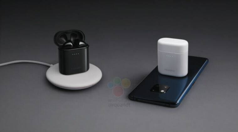 65906dbdf87 Huawei, Huawei Freebuds, Freebuds 2 Pro launch, Huawei Mate 20 series,  Freebuds