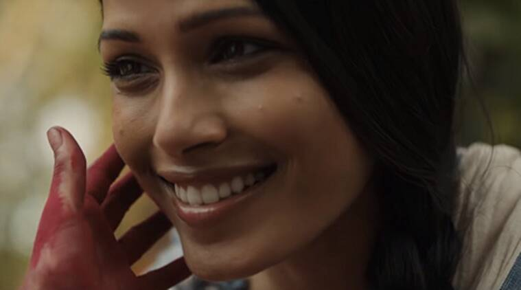 mowgli actress Frieda Pinto interview