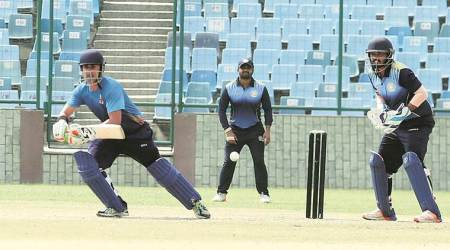 Vijay Hazare Trophy: Himmat Singh rises from shadow of thestars