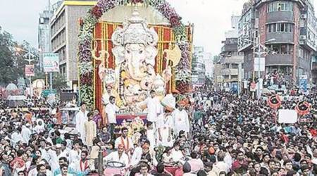 No box arches for Ganesh festival: Pune city police
