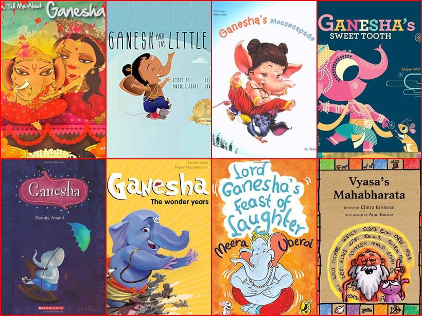 Ganesh Chaturthi 2018 10 Books On The Elephant God For Kids