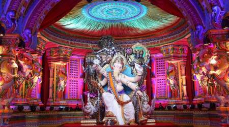 Suburban Mumbai dotted with 217 illegal Ganesh pandals