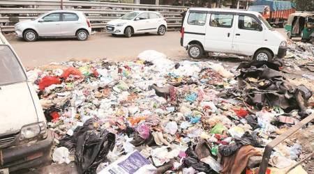 Garbage collectors' protest reaches Day 5, MC to offer jobs on first-come, first-servedbasis