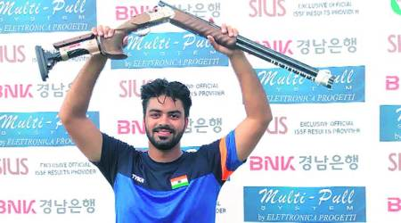 ISSF World Championship: Gurnihal Singh Garcha breaks the duck