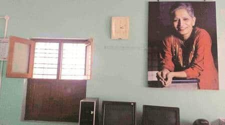 One year later, Gauri Lankesh's newsroom returns tobusiness