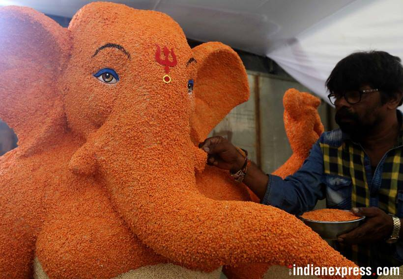 Ganesh Chaturthi 2018: India all set to welcome Ganapati Bappa