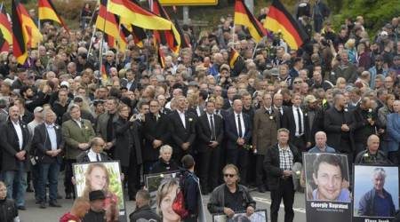 Germany: Police halt anti-immigrant march envisioned as far-right springboard